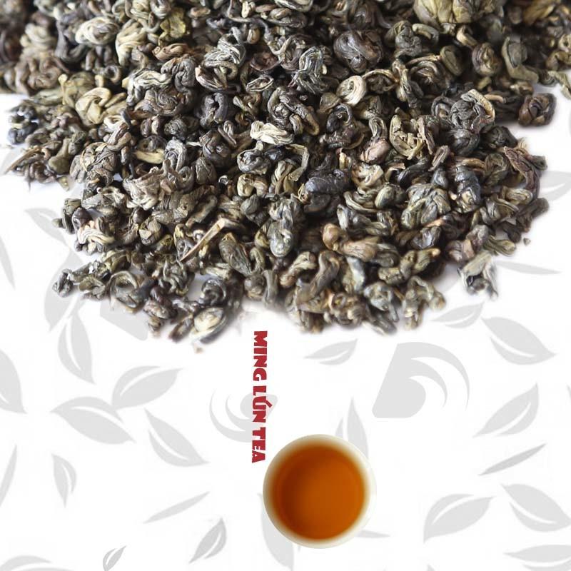 Russia Hot Sale Luo Cha Green Snail Green Tea