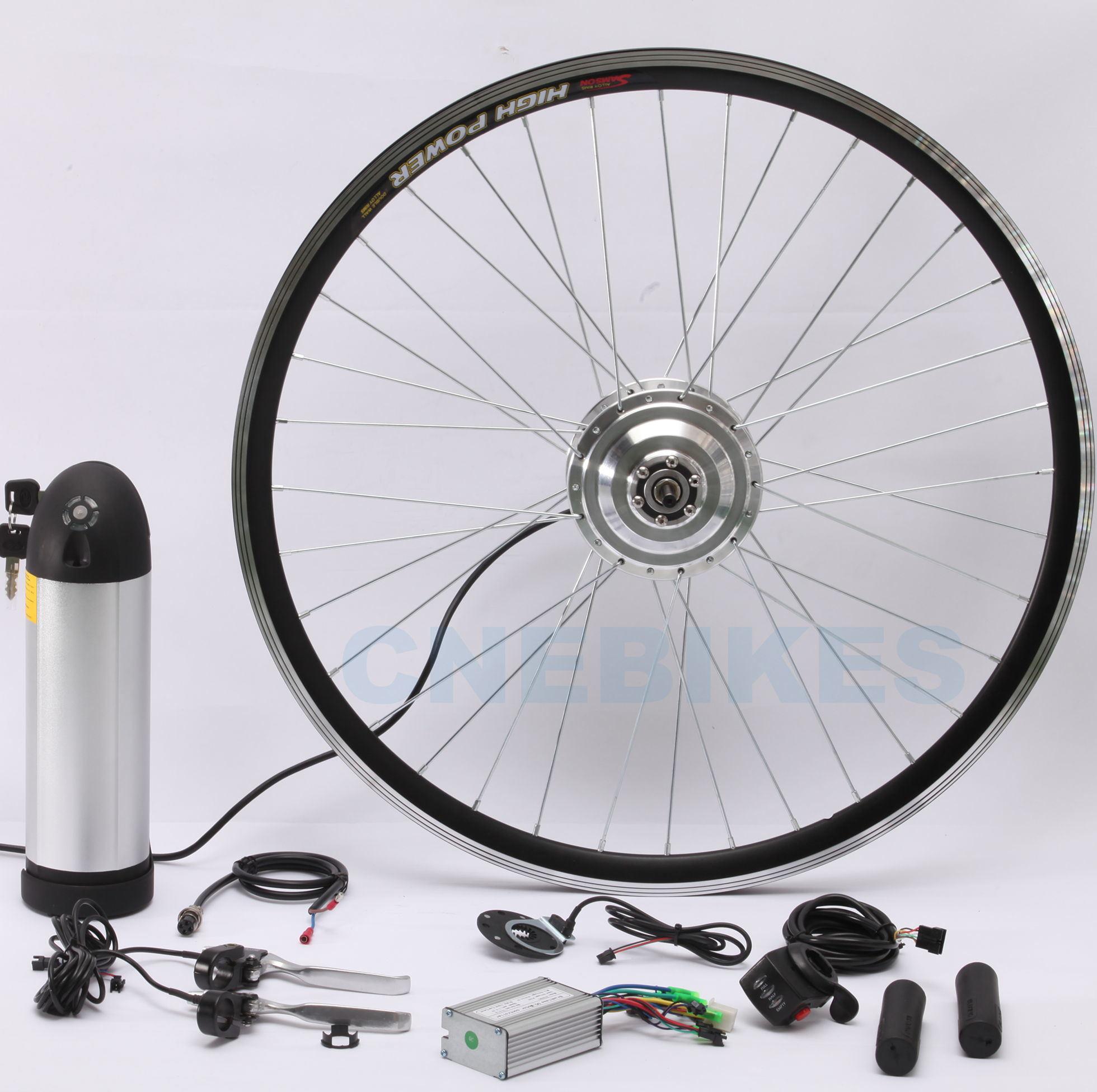 e-bike kit conversion