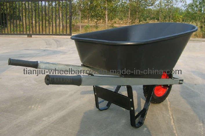 Big Deepth Plastic Tray for Wheel Barrow (WB7801P)