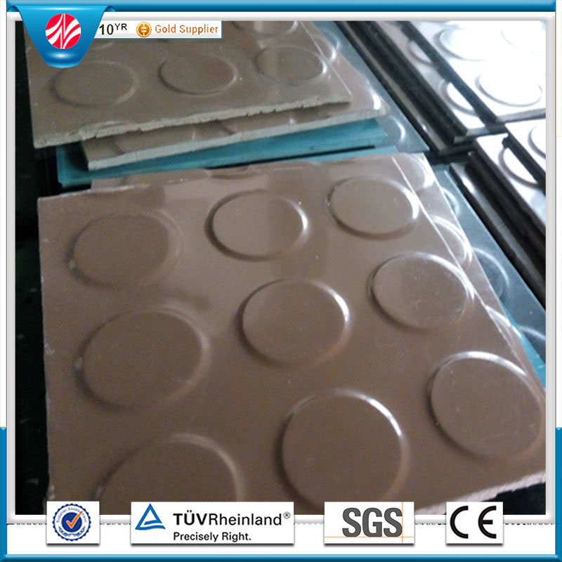 Round Stud for Safety Protection Rubber Flooring