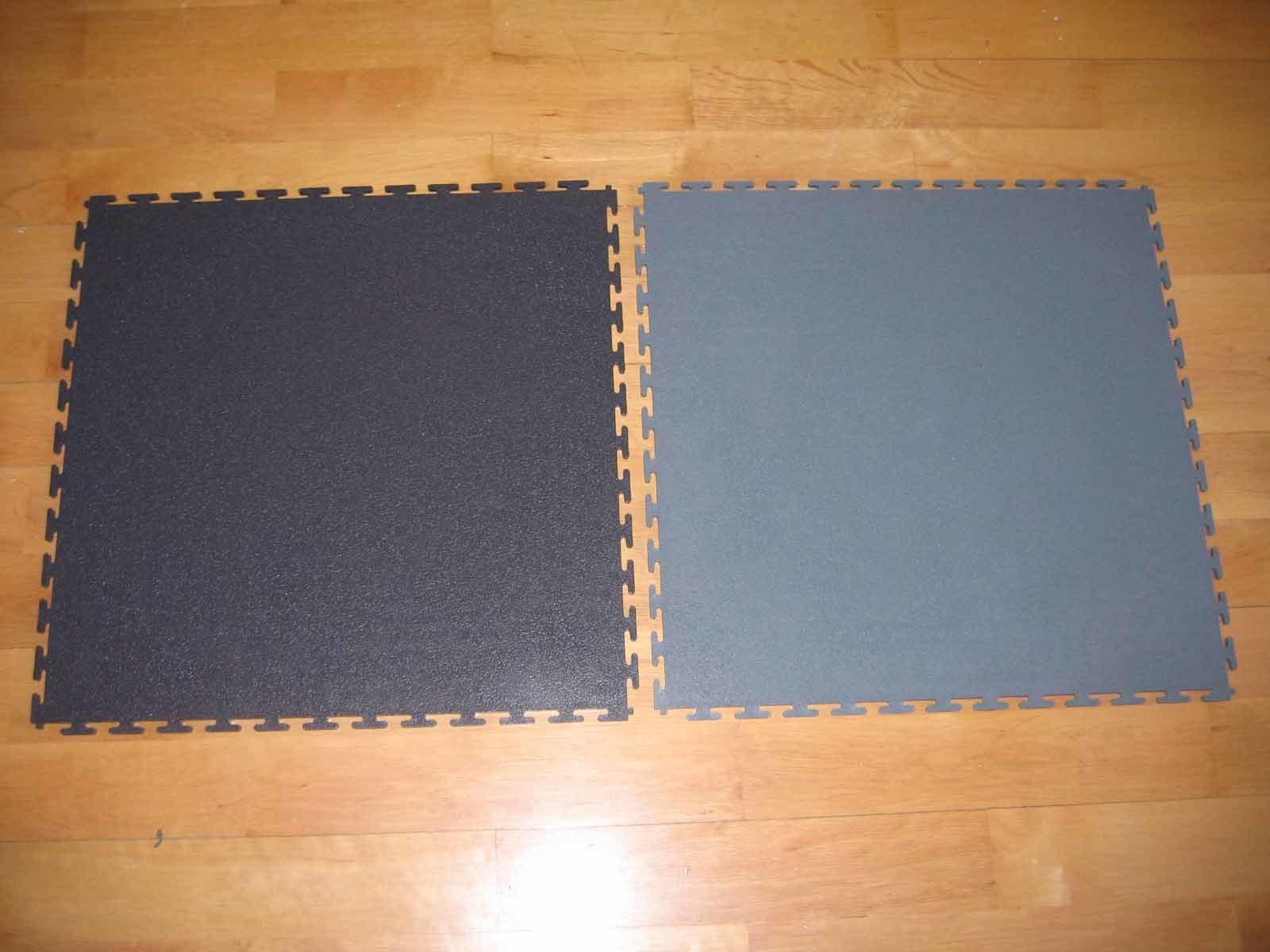 PVC Interlocking Gym Floor 500 x 500 x 7mm