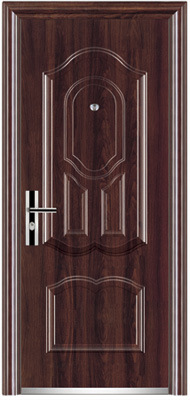 PVC Surface Steel Door (YF-SP08)