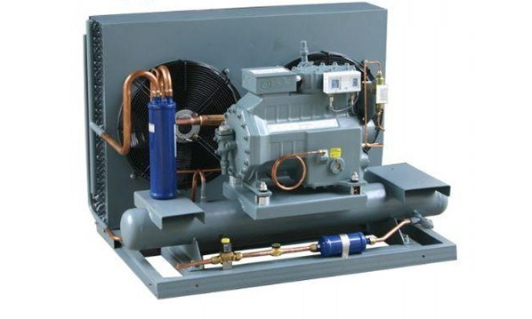 Reciprocating Multi-Compressor Condensing Unit (LLC)