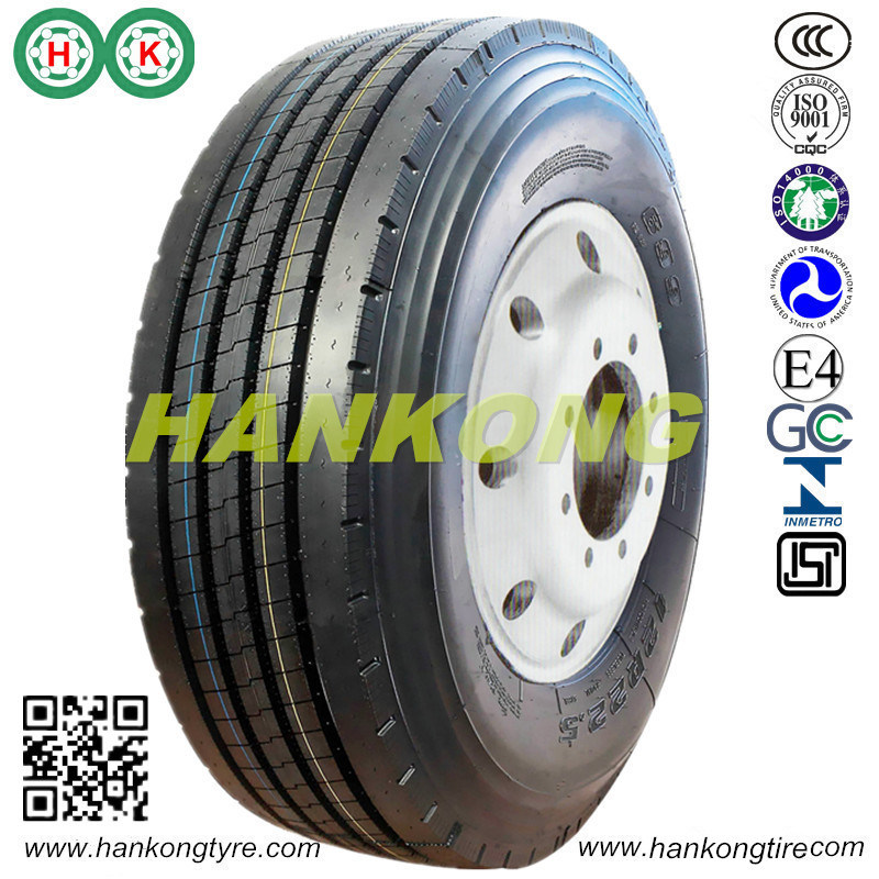 11r22.5 Tubeless Truck Tire Radial TBR Tire Trailer Tire