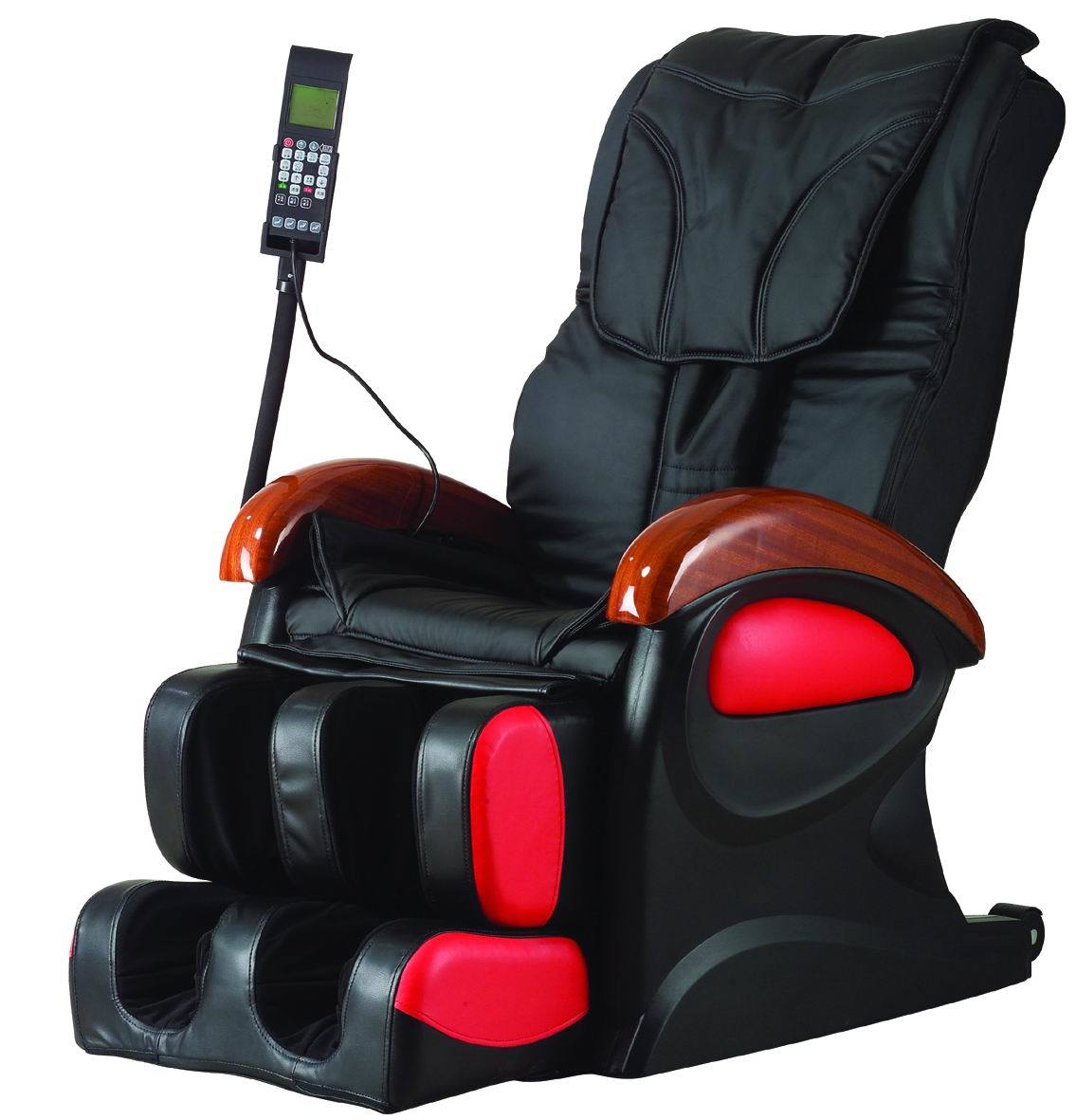 China Modern Robotic Massage Chair With LCD Controller MTL 601B China Ele