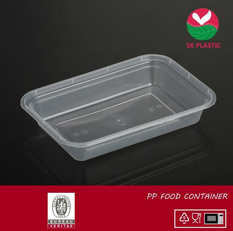 Plastic Food Container (868)