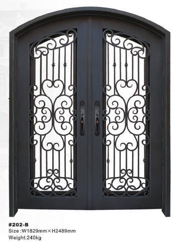 Security Doors Wrought Iron Security Door Parts