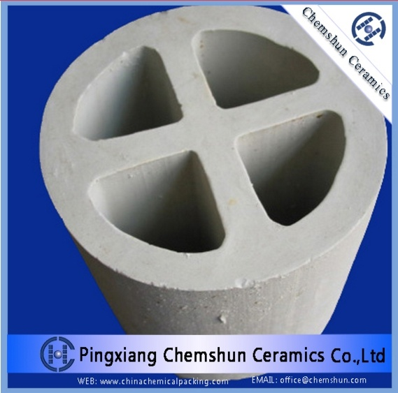 Chemshun Ceramic Raschig Ring and Cross-Partition Ring Manufactueres