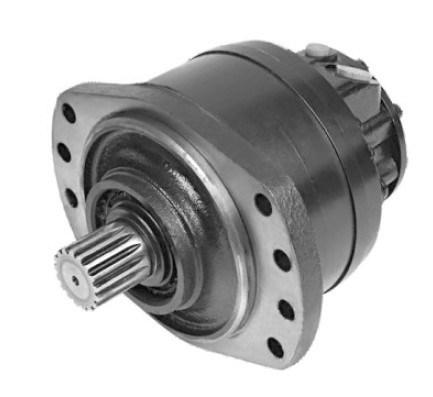 Poclain Mse/Ms Hydraulic Hyd. Motor