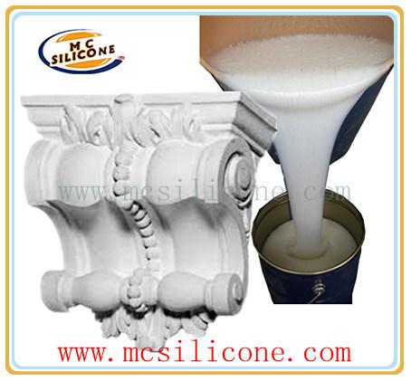 Liquid RTV Silicone Rubber Molds for Concrete