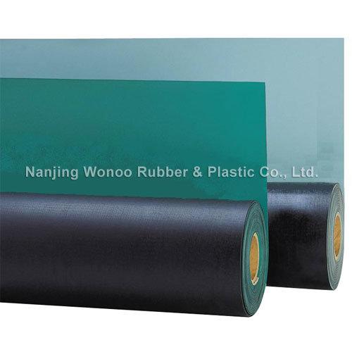 Anti Static Sheeting : China anti static rubber sheet