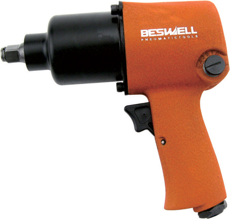 "1/2"" Twin Hammer Air Impact Wrench-Air Tools-Auto Repair Tools"
