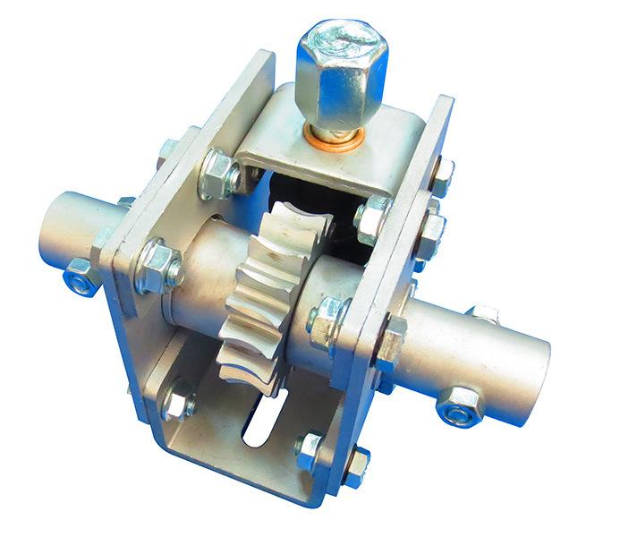 Hex-Drive Worm-Gear Winch, Meeting European Standards Hq-15spq