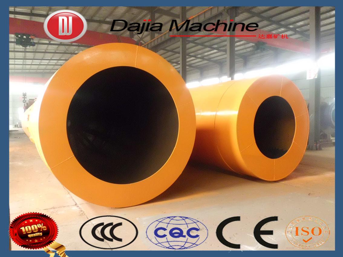 High Efficiency Rotary Dryer for Slag, Coal, Wood, Bagasse, Sawdust