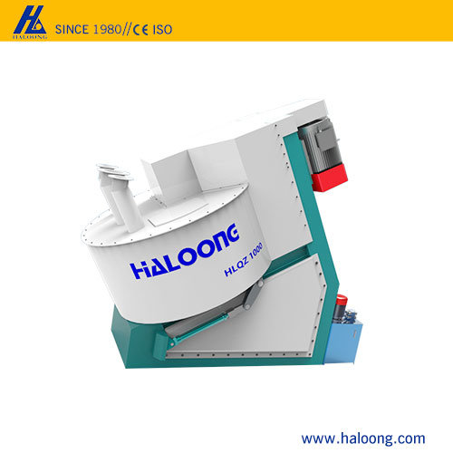 Hot Sell 1000kg Refractory Concrete Mixing Machine for Sale