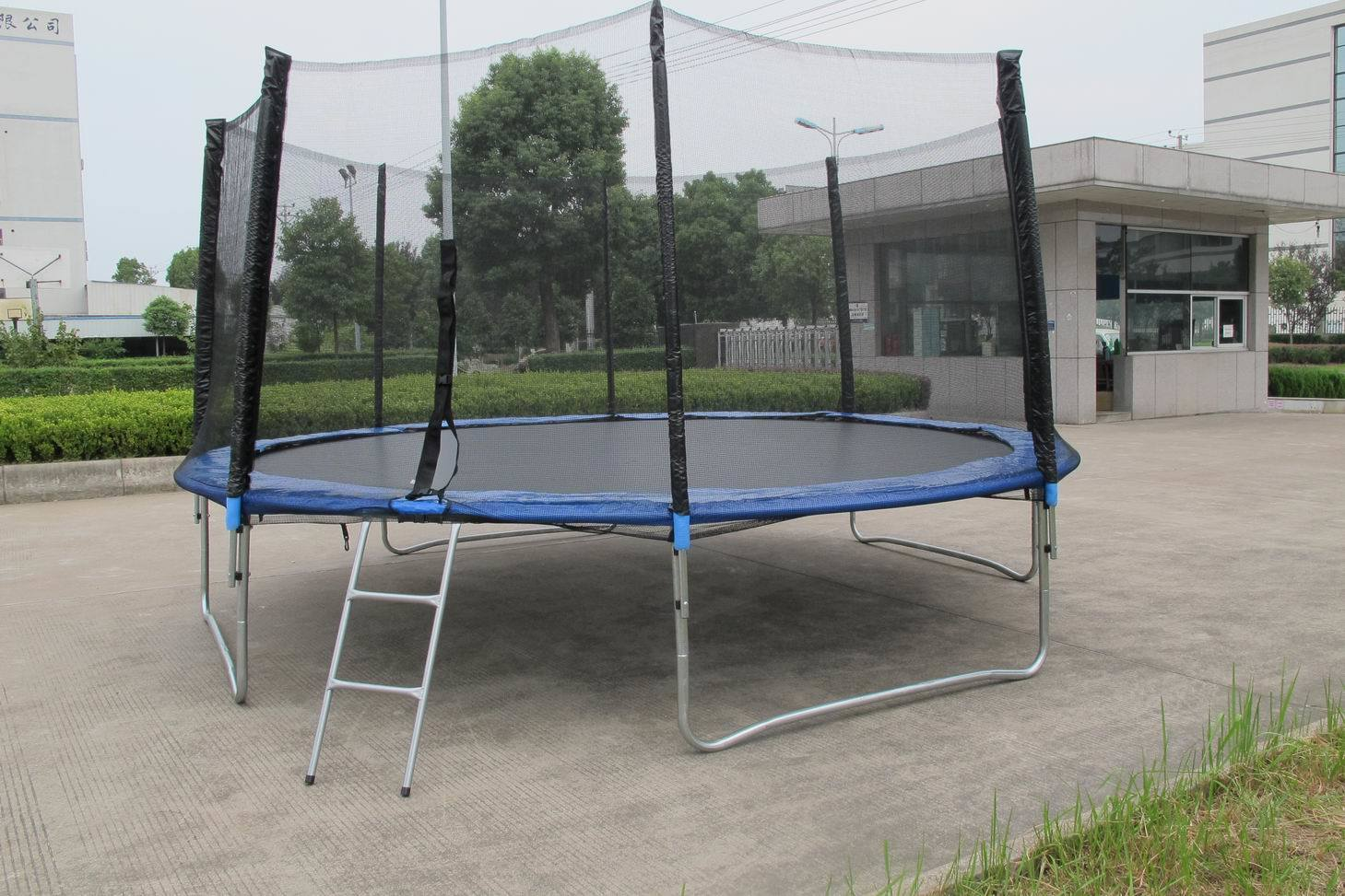 14ft Home Trampoline With Enclosure Ft4 80e China
