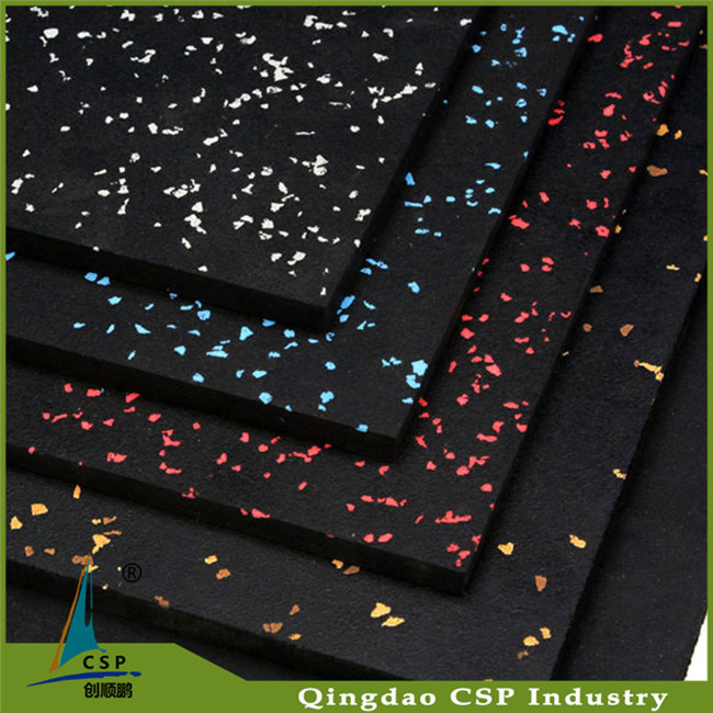 EPDM Rubber Playground Roll