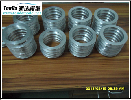 High Precision Aluminum Alloy, Al6061, Al7075 Machining Parts, Rapid Prototypes