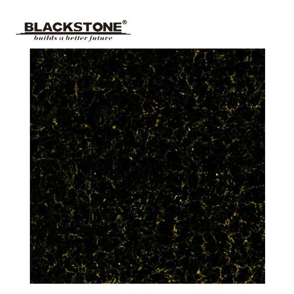 Polished Porcelain Floor Pilates Tile with Dark Colors (JL6008)