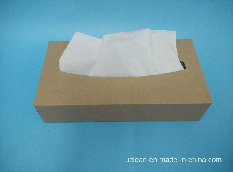 100sheets Virgin Box Facial Tissue-FT100
