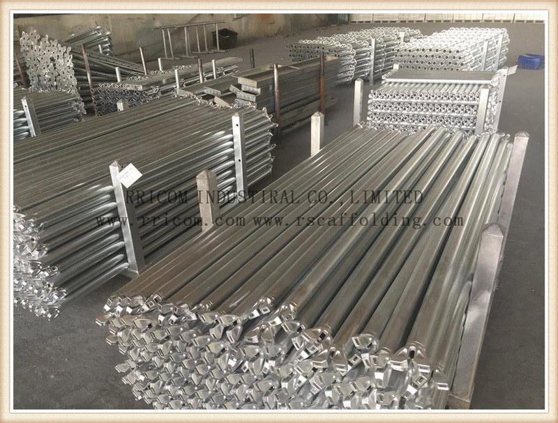 Glalvanized Ringlock System Scaffolding Standards
