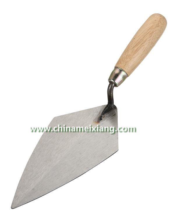 Trapezoid Plastering Trowel, Bricklaying Trowel (MX9026)