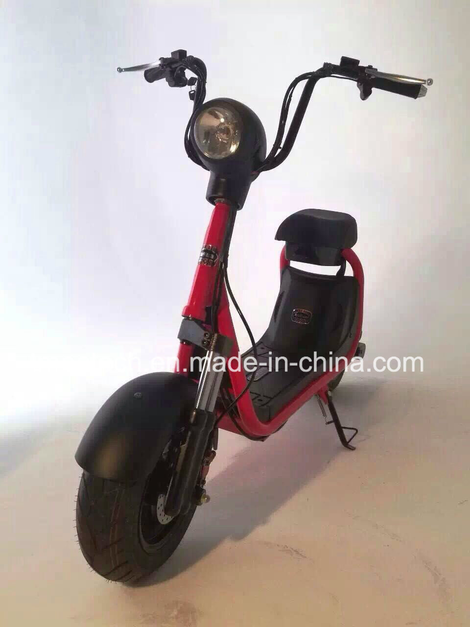 New Design with Patent, Electric Moped
