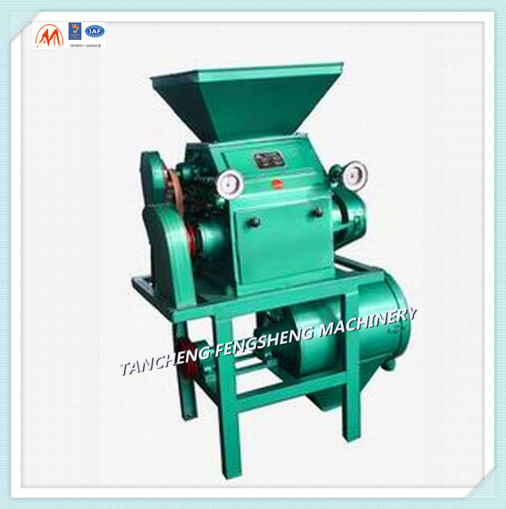 Professional High Africa Sales Flour Mill for Wheat and Corn Maize