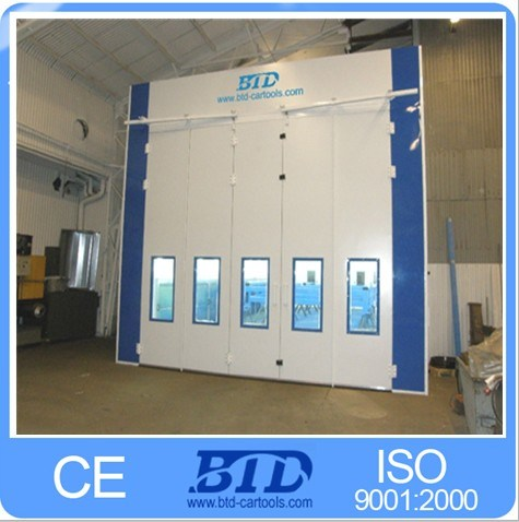 Truck Spray Booth with CE Approved Custom Designed