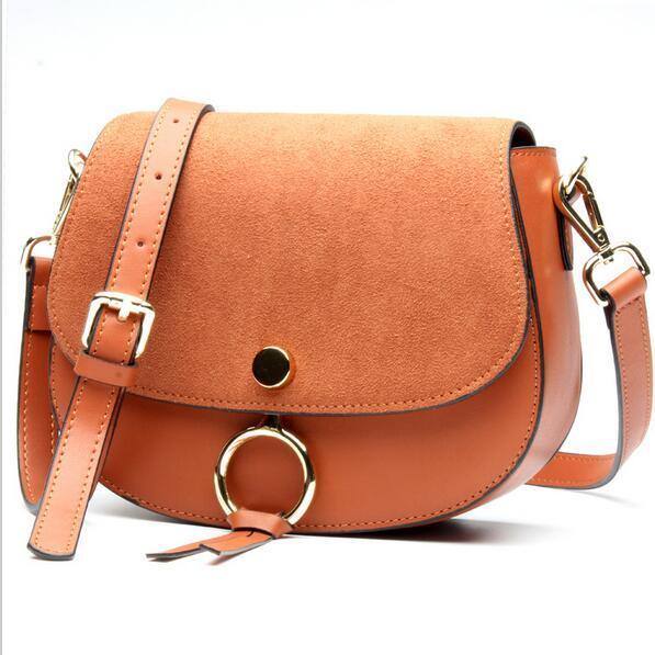 2017 Newest Women Fashion Lady Handbag Shoulder Leather Bag (SM-017004)