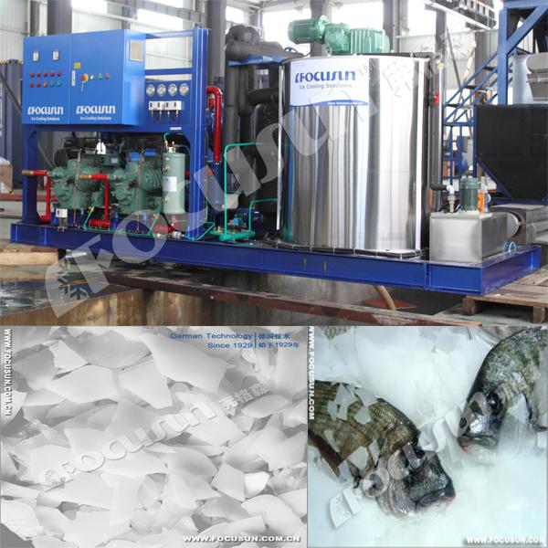 Industrial Flake Ice Machine