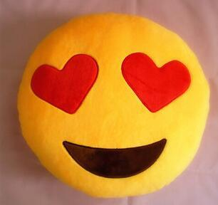 2016 Hot Selling Emoji Pillow
