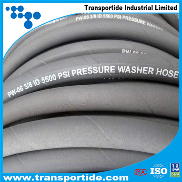 Non-Marking Power Pressure Washer Hose