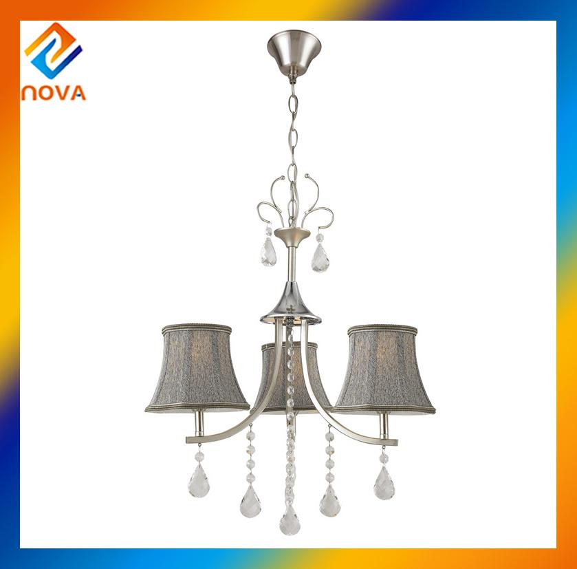 Modern Line Cloth Chandelier Lighting Pendant Lamp