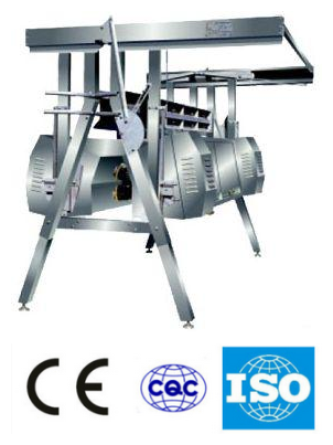 """a"" Type Peeling Feather Machine/ Plucker"