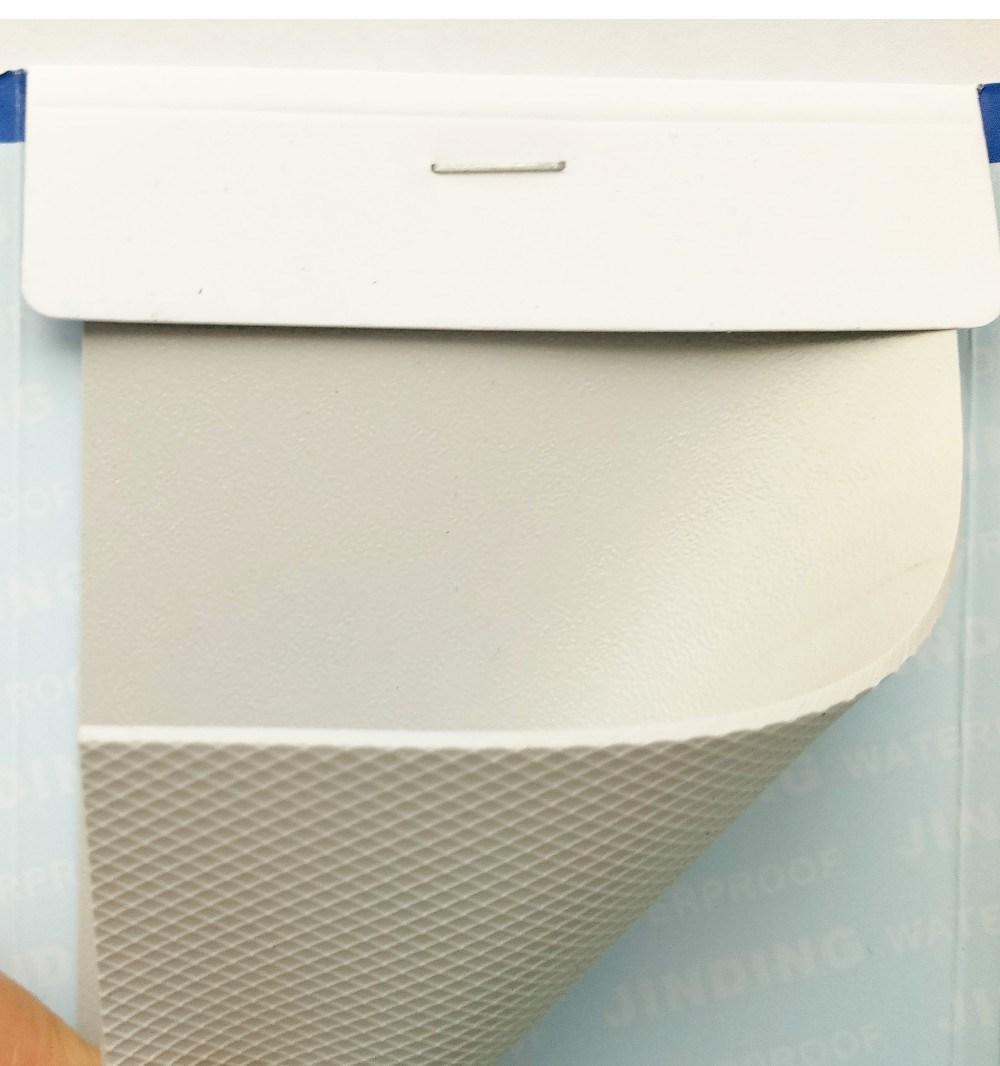 PVC Polyvinyl Chloride Waterproofing Architecture PVC Membrane
