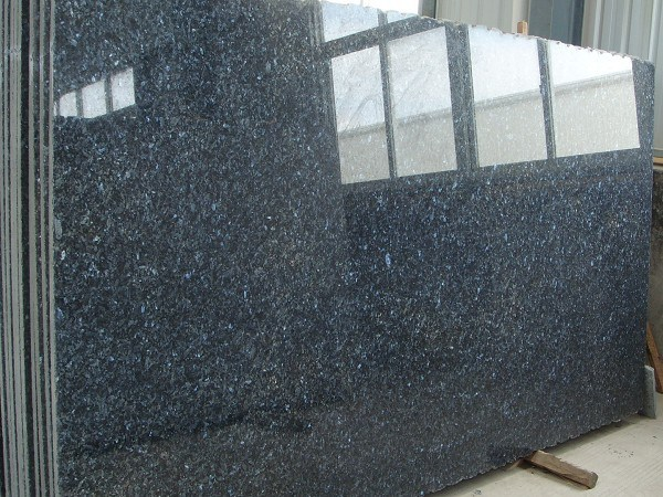 Images Of Blue Pearl Granite Slabs For Stone Floor Kitchen Top