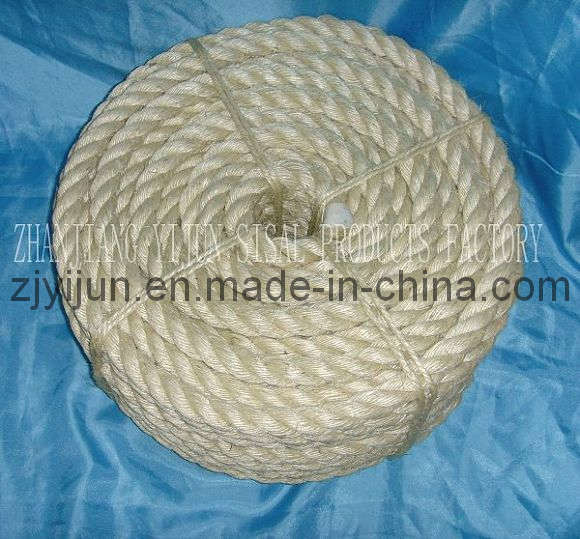 China Sisal Rope China Sisal Rope Made From Sisal Fiber
