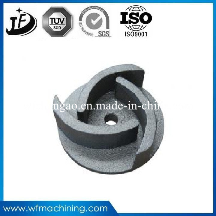 OEM Cast Steel Lost Foam Castings for Farm Agriculture
