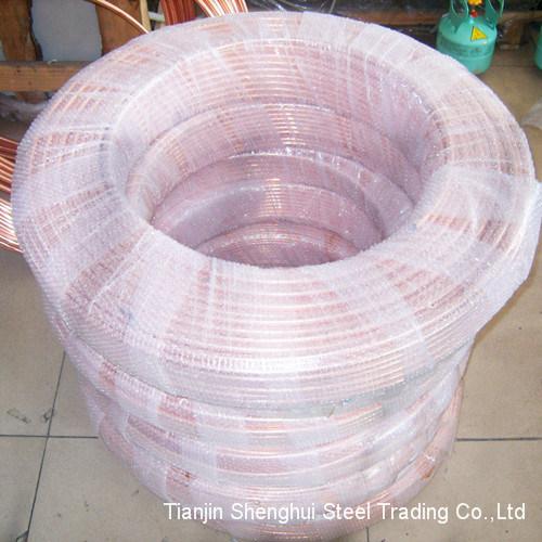 High Quality Air Condition Copper Tube/Pipe (C11000, C10200, C12000, C12100, C12200)