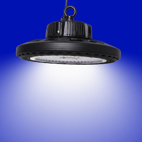 26000lm 5years Warranty IP65 Factory Warehouse Industrial 200W LED High Bay Light Bulb LED Flood Light Ml-UFO-H-200W
