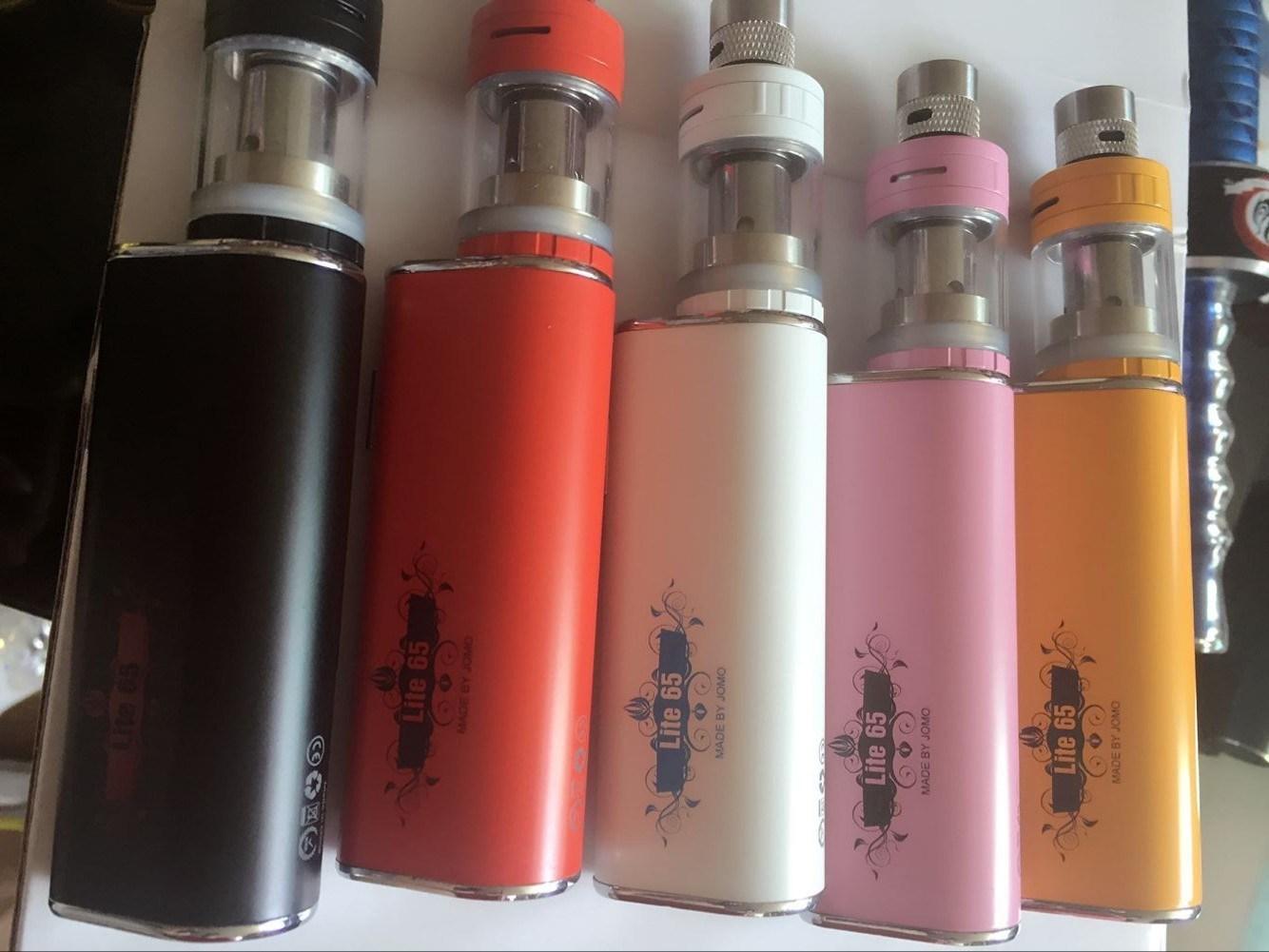 2016 Newest E-Cigarette Device Jomotech Lite 65 Sub Mini Box Mod Kit