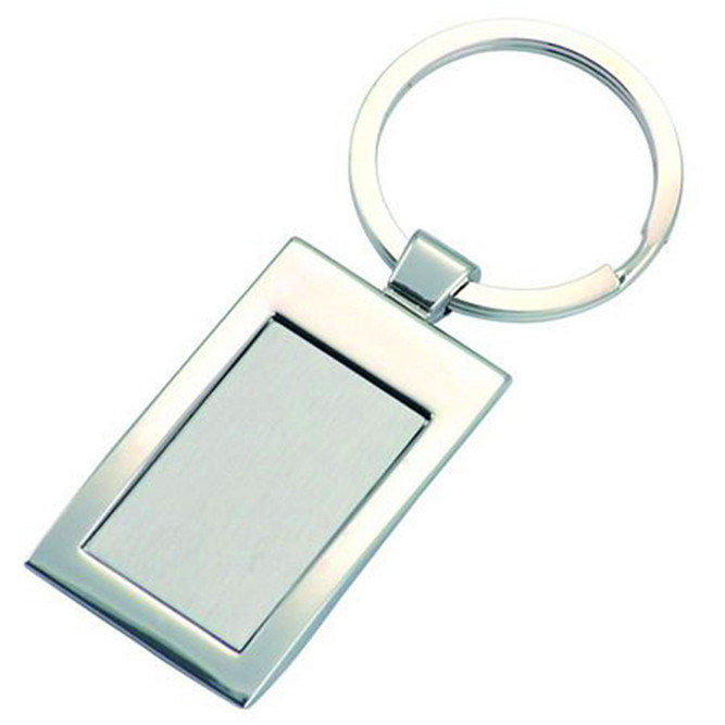 Rectangel Metal Key Holder for Promotion (S15621)