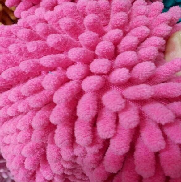 Microfiber Chenille Textile