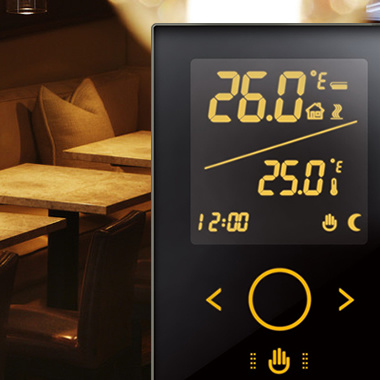 Room Thermostat for Underfloor Heating System