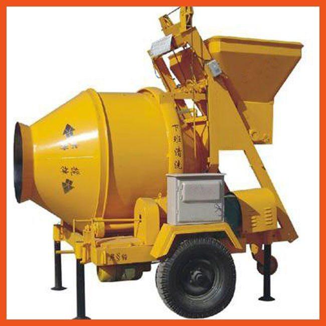 Smail Concrete Mixing Truck, Concrete Mixer (JZC500)