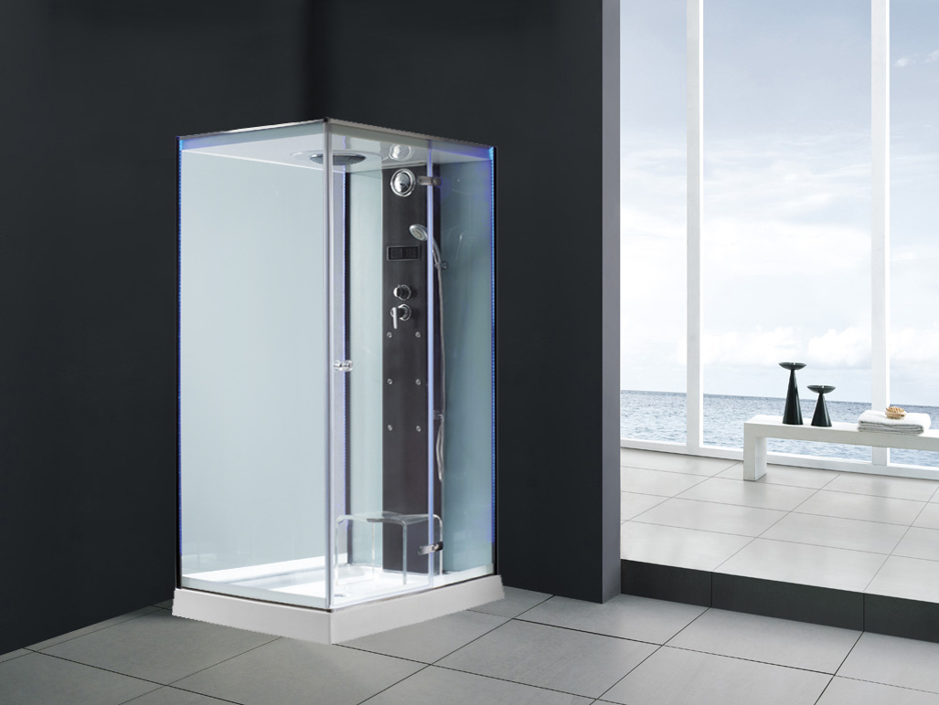 Sanitary Computer Control Steam Cabinet Shower (M-8292)