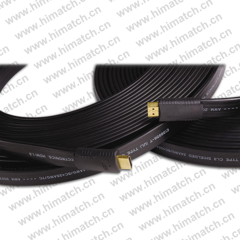 HDMI 2.0 4k Cable for Displayer PS3 Monitoring Equipment