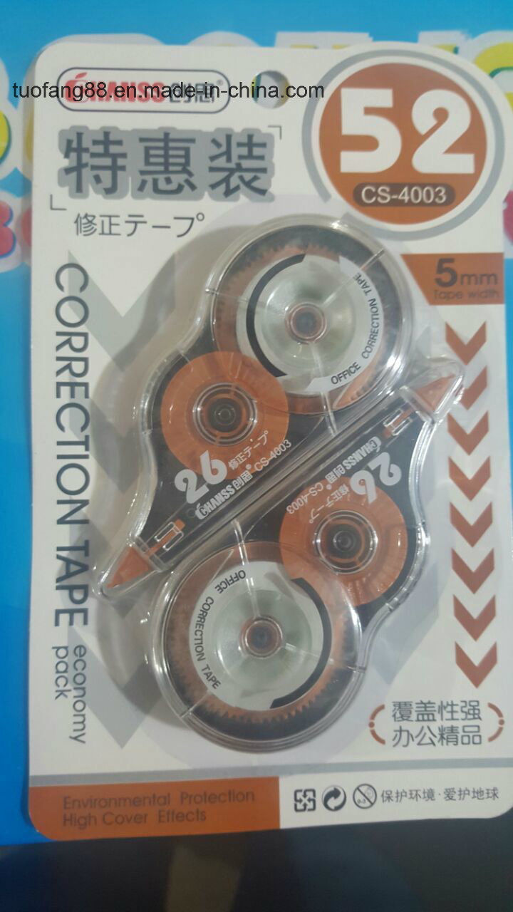 Jumbo Ecconomical Correction Tape