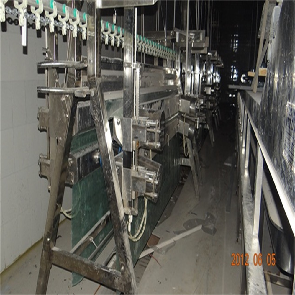 Poultry Application Feather Removal Machine